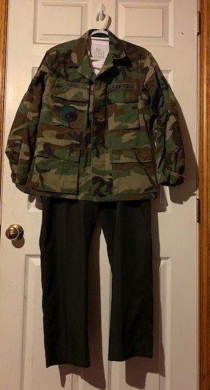 air force jacket